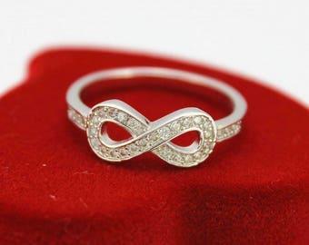 Infinity Vintage Ring