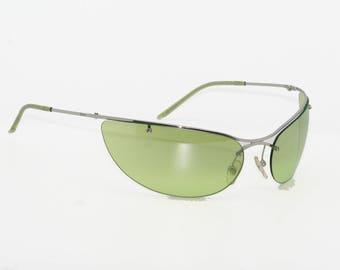 Green Christian Dior glasses