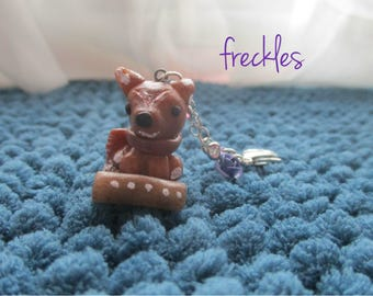 Keychain: Freckles