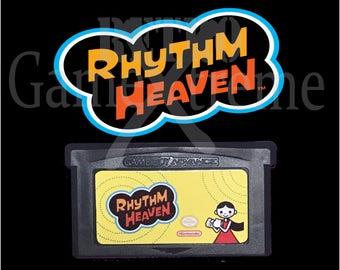 Rhythm Heaven fan made English translation for GameBoy Advance
