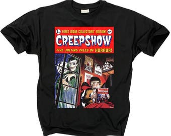 Creepshow Comic Book T shirt
