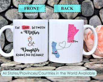 Long Distance Mug Long Distance Mug For Mom Moving Away From Mom Long