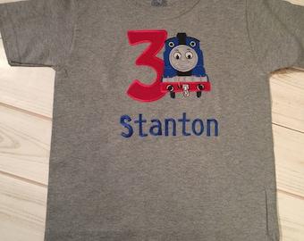 Thomas train shirt