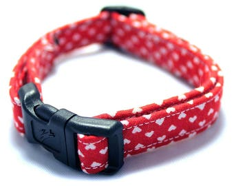Red Heart Collar