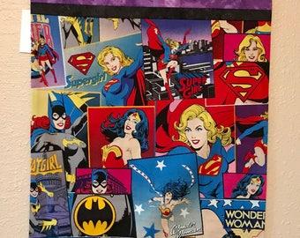 Superhero standard pillowcase