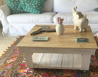 Pallet Table- Bottom Shelf (Shipping Included)