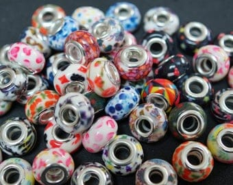 50 beads European STYLE 3 Pack