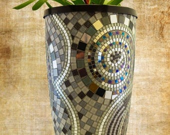 Mosaic Planter / Pot
