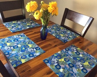 Spring Fling Table Place Mats
