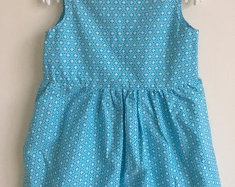 Cotton summer dress size 86