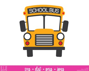 School Bus svg - Bus svg - Bus Driver svg - Back to School svg - School Bus Cricut - School Bus dxf - SVG Designs