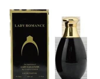 Lady Romance Perfume for Women 3.7oz/110ML edp Spray Parfum Inspired by  LADY GAGAFAME by lady  GAGA