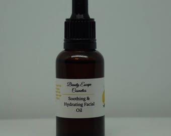 Soothing & Hydrating Facial Oil - Normal to Dry/Dehydrated skin
