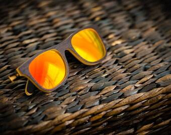 Wood sunglasses, Gift for women, Gift for husband, Gift for boyfriend, Sunglasses, Wedding gift, Wood eyeglasses, Mens accessories