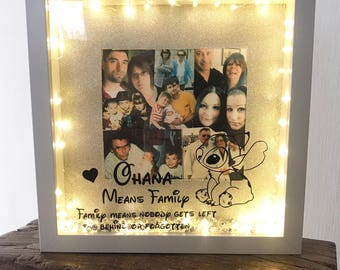 Photo Frame light boxes