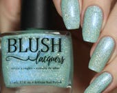 Ages of a Day - Flower Gathering Collection - BLUSH Lacquers