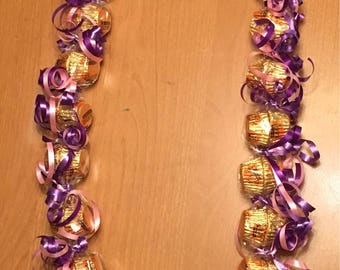 Reese's Peanut Butter Cup Lei