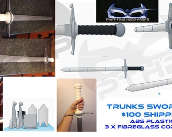 Dragonball Z Trunks Sword Kit for Cosplay