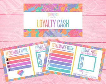 Loyalty Cash | Fire | Customize