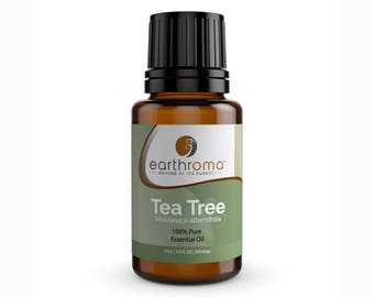 Tea Tree Essential Oil | 5 mL | 15 mL | 30 mL | 100% Pure Therapeutic Grade