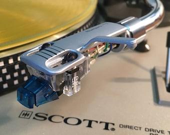Empire LTD200 Cartridge New Elliptical Stylus Rare Audiophile Phonograph Record Player Turntable Phono Amazing Sound