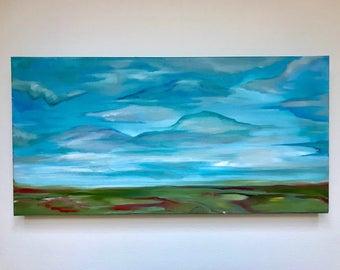 Windswept Prairie