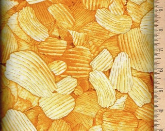 Ripple Potato Chips, Timeless Treasures