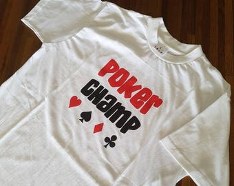 Poker Champ Shirt
