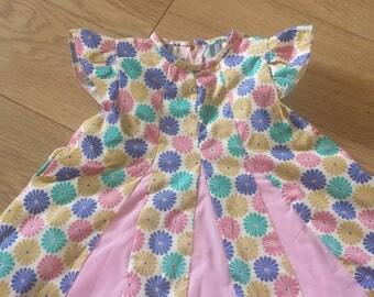 Bespoke baby dress