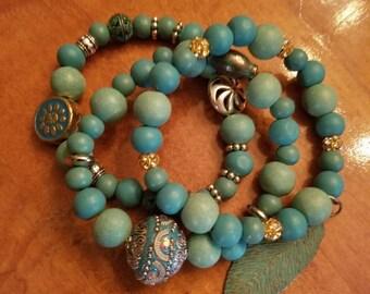 Turquoise Sparkle Set