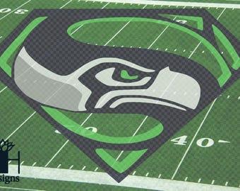 Super Seahawks SVG/PNG