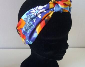 Headband flowers of the Islands