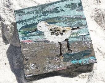 Seagull in seaside 2