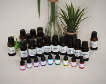 Synergy of pure essential oil