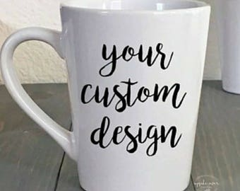 15 oz mug customer request order