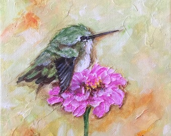 Hummingbird (Fat Little Bird)
