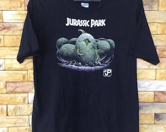 Vintage 90's Jurassic Park Movie Promo T shirt
