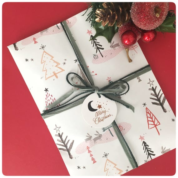 GIFT WRAP OPTION | Christmas Gift Wrap | not available for bow ties