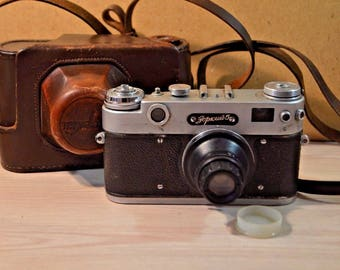 "Camera ""Zorkiy 5"". USSR"