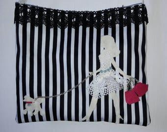 Bag Messenger bag Fabric