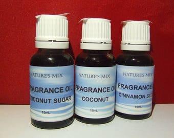 Almond Biscotti Fragrance Oil **15mL**