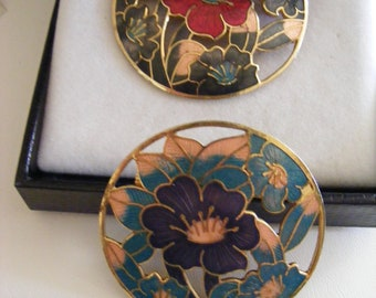 RESERVED 2 VINTAGE BROOCHES