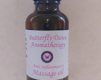 Anti Inflammatory Massage Oil