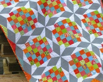Bourbon Street Pattern by Sassafas Lane Designs