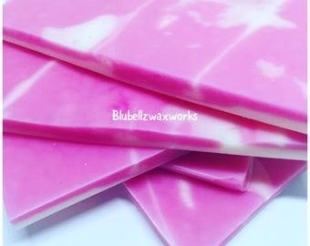Pink Sugar Brulee Wax Melt Brittles