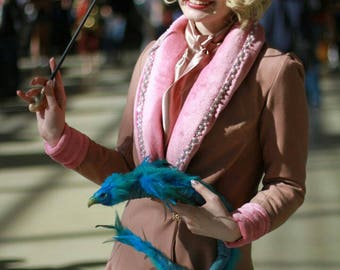 Queenie Goldstein cosplay costume Fantastic beasts and where to find them