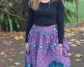 Africa maxi skirt, African skirt, African, African print skirt maxi skirt, skirt, Ankara, African skirt, African fashion, women