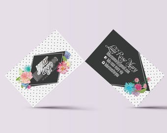 Dots Business Card
