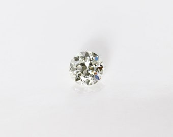 Antique Old European Cut Diamond, I SI1, 0.27 Ct