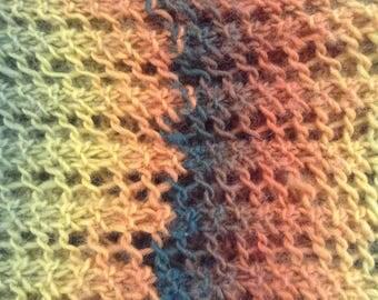 Earth Tone Lace Leg Warmers